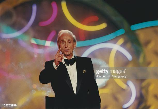 Sid Caesar at the American Comedy Awards on February 9, 1997 at the Shrine Auditorium in Los Angeles, California.