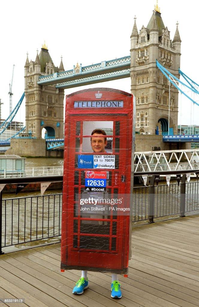 Athletics - Virgin Money London Marathon 2014 - Guinness World Records Marathon Photocall - Tower Bridge : News Photo