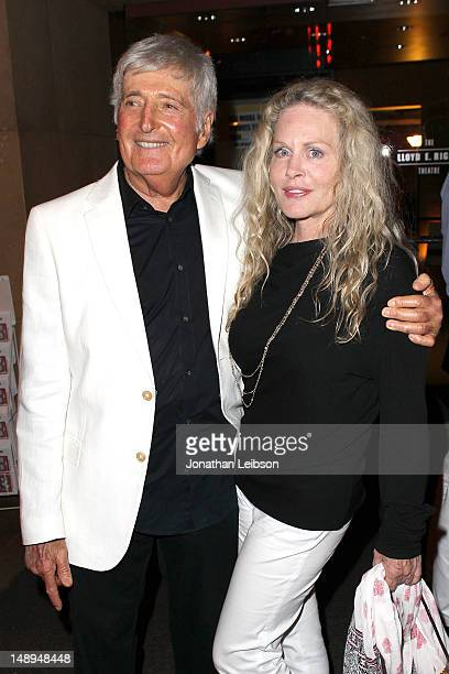 Sid Krofft and Beverly D'Angelo attend the Ruby Sparks Los Angeles Premiere After Party at American Cinematheque's Egyptian Theatre on July 19 2012...