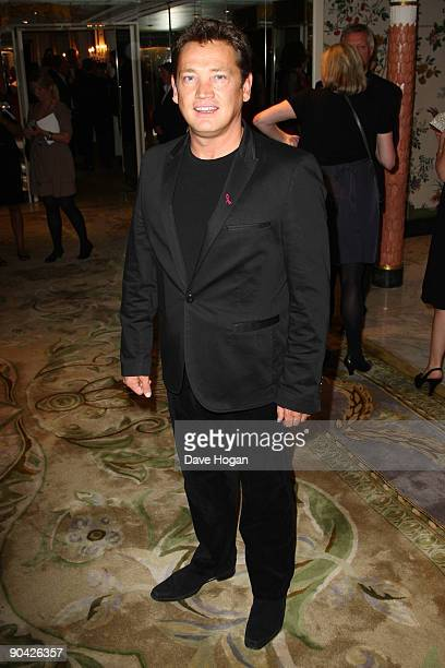 Sid Owen attends the TV Quick TV Choice Awards champagne reception held at The Dorchester on September 7 2009 in London England