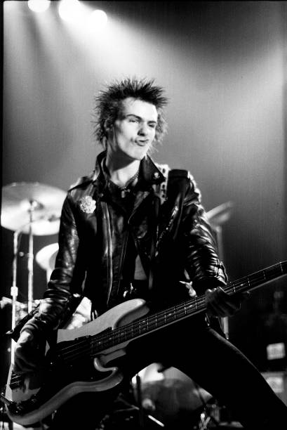 "Three songs by Sid Vicious (live music from the album ""Sid ...