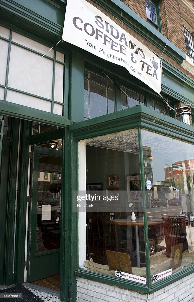 Sidamo Coffee & Tea is at 417 H Street NE in Washington.