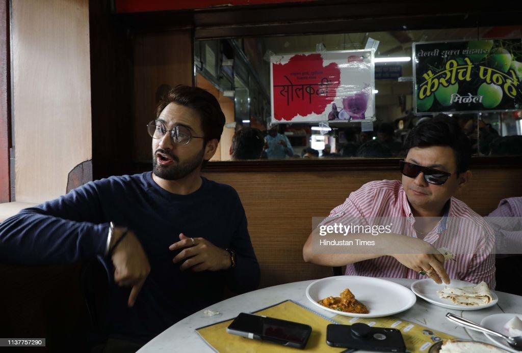 IND: Profile Of Marathi Actors Siddharth Chandekar And Swapnil Joshi