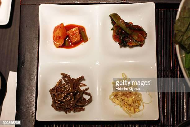 Side Dishes of Korea (overlook)