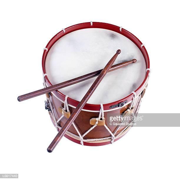 Side Drum with Sticks