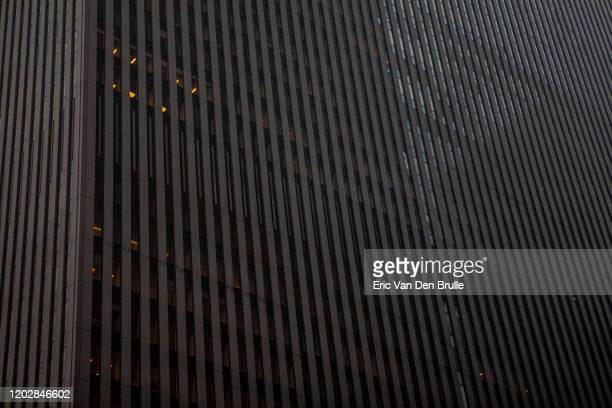 side of office building - eric van den brulle - fotografias e filmes do acervo