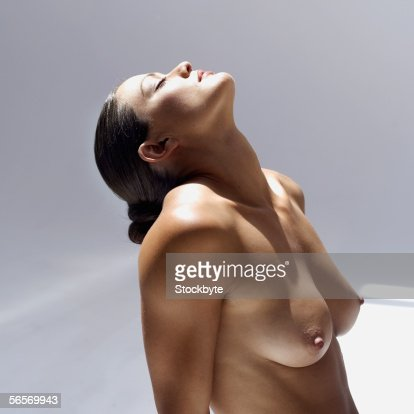 from Israel profile nude woman stretching