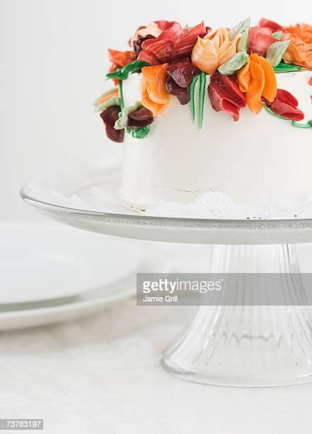 Pleasant Elaborate Birthday Cakes Stock Pictures Royalty Free Photos Personalised Birthday Cards Akebfashionlily Jamesorg