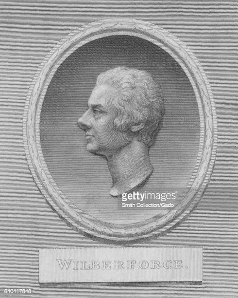 Side view of a head shot of William Wilberforce, a member of the parliament for the county of York, United Kingdom, 1810. From the New York Public...