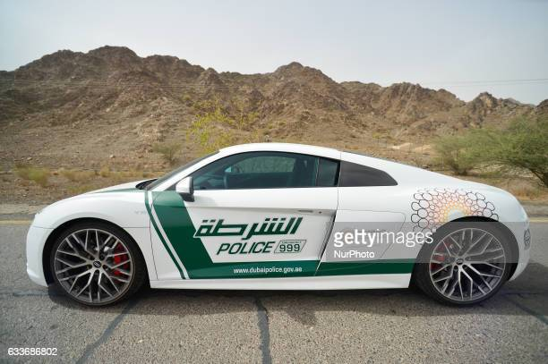 11 Audi R8 For Dubai Police Fleet Pictures Photos Images Getty
