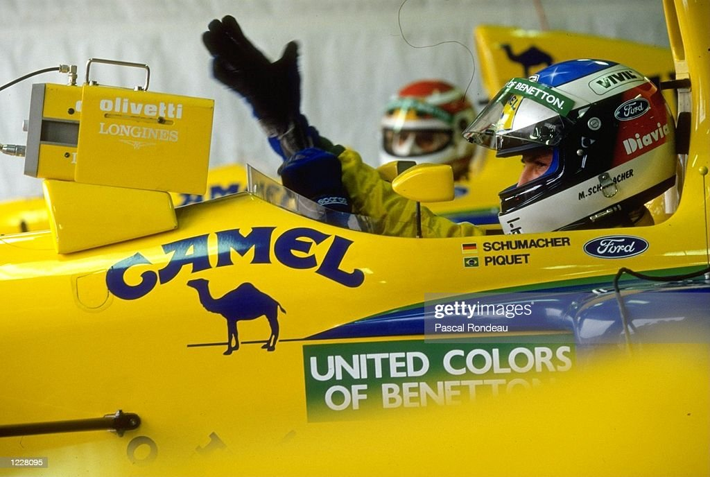 Michael Schumacher : News Photo