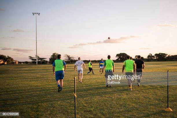 sideline spectating - match sport stock pictures, royalty-free photos & images
