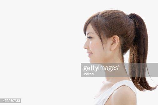 87,723点の女性 横顔のストックフォト - Getty Images