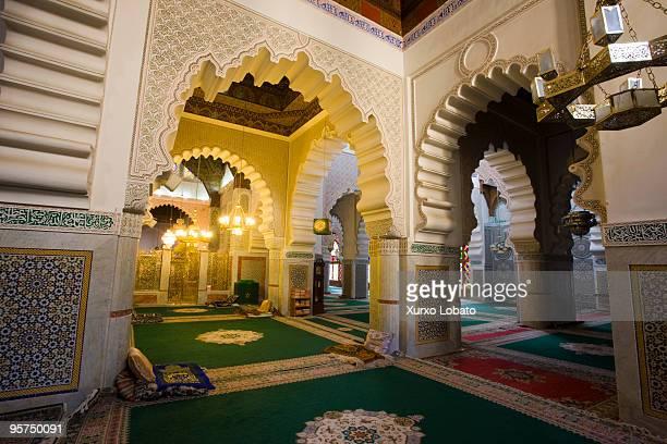 Sidi Ahmed mausoleum in the medina the old city of Fez Morocco 9th November 2008