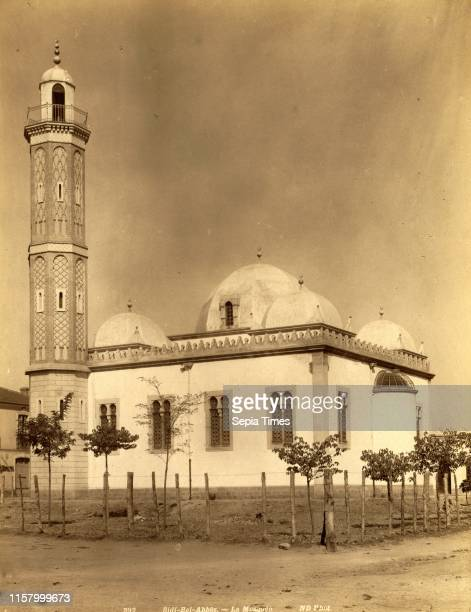 Sidi Bel Abbes Mosque Algiers Neurdein brothers 1860 1890 the Neurdein photographs of Algeria including Byzantine and Roman ruins in Tebessa and...