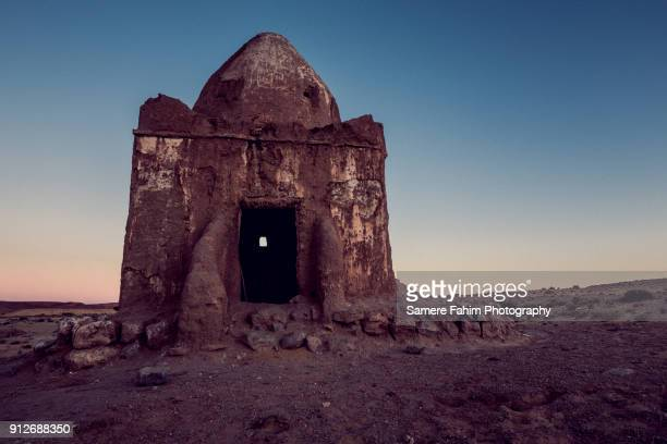 sidi daoud tomb at sunrise - samere fahim stock photos and pictures