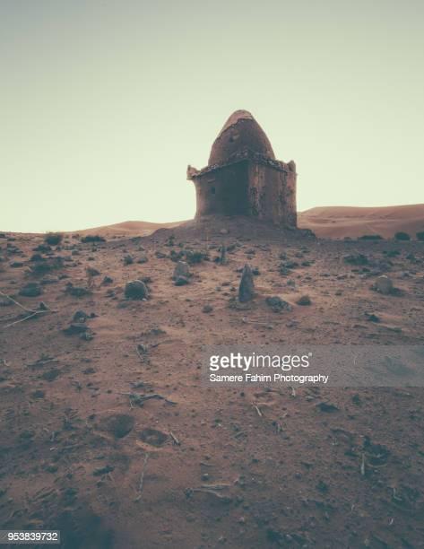 Sidi Daoud Tomb At sunrise