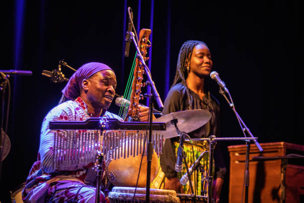 NOR: Knut Reiersrud Band and Sidiki Camara Trio Concert At The Oslo World Festival