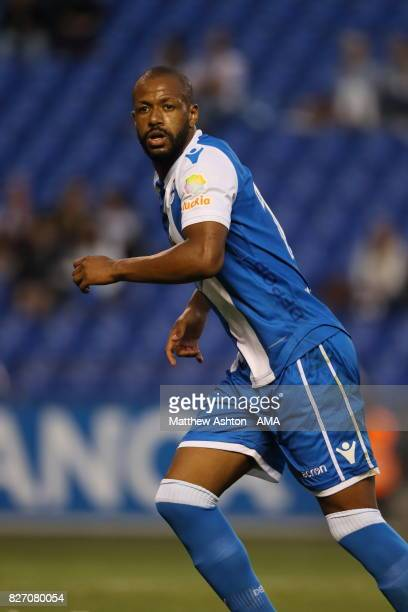 Sidnei Rechel Da Silva of Deportivo de La Coruna during the PreSeason Friendly between Deportivo de La Coruna and West Bromwich Albion on August 5...