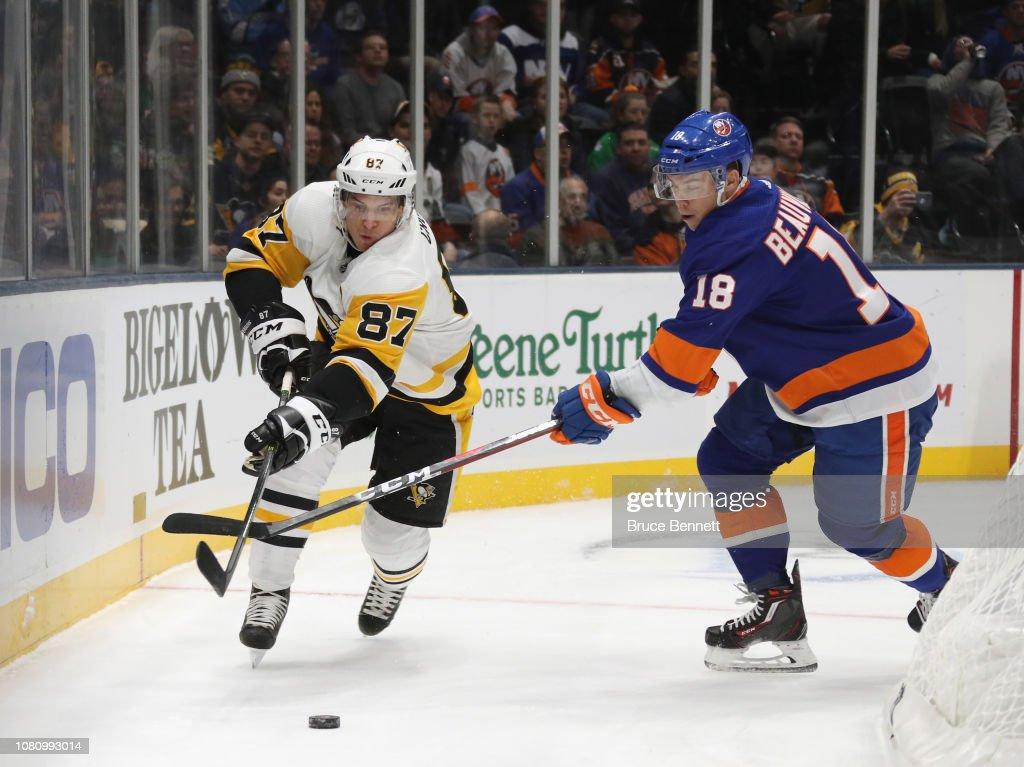 Pittsburgh Penguins v New York Islanders : News Photo