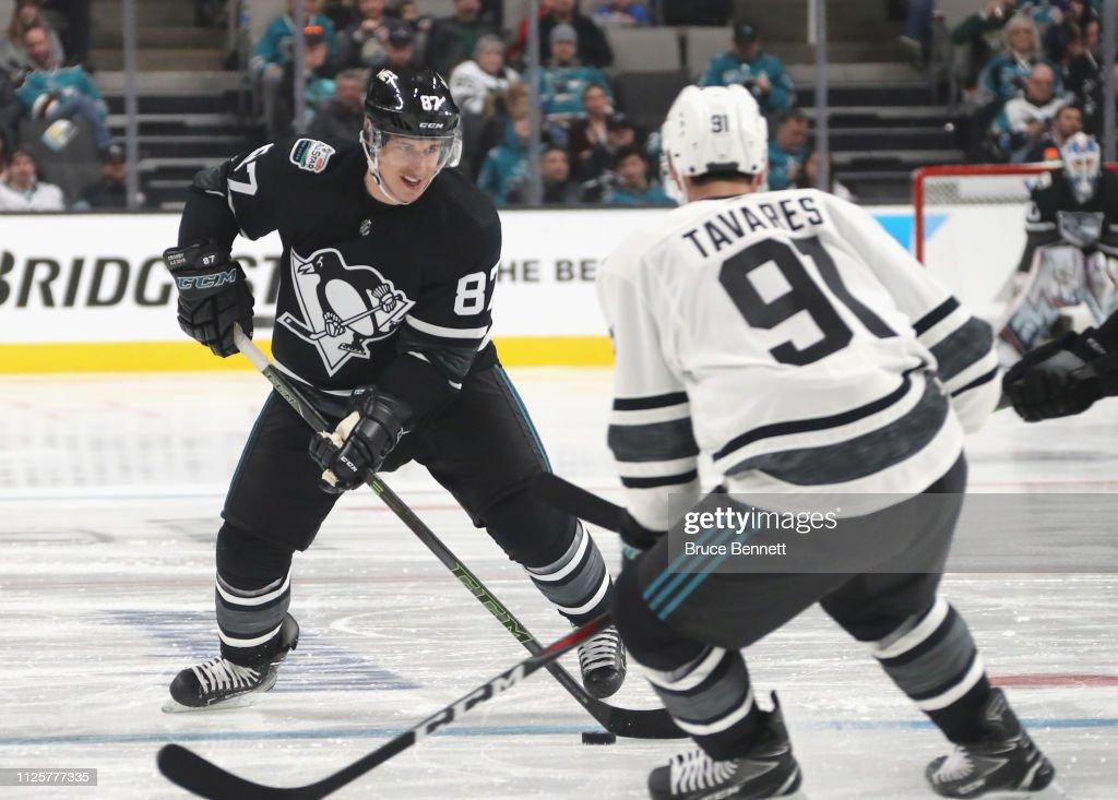 2019 Honda NHL All-Star Game : News Photo
