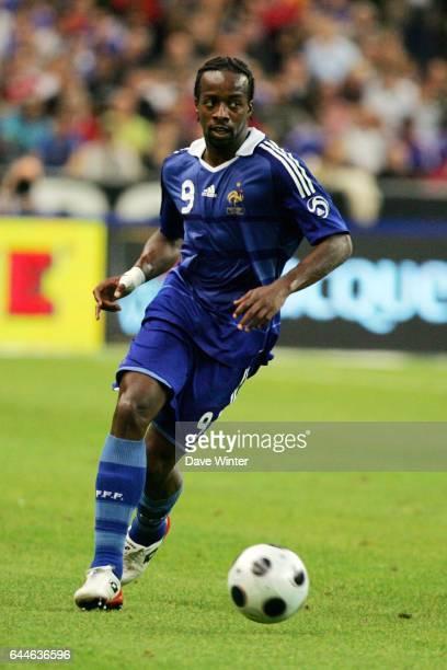 Sidney GOVOU - - France / Serbie - Qualifications Coupe du monde 2010, Photo : Dave Winter / Icon Sport