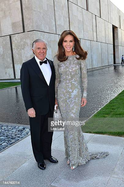 Sidney Kimmel and Caroline Kimmel attend the Barnes Foundation opening gala and inaugural celebration on May 18 2012 in Philadelphia Pennsylvania