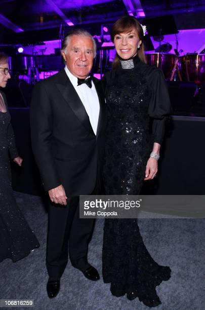 Sidney Kimmel and Caroline Kimmel attend the National Museum of American Jewish History opening gala hosted by Jerry Seinfeld and featuring Bette...