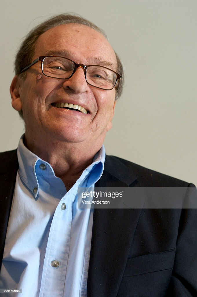 Sidney Lumet at the 'Before the Devil Knows You're Dead' press conference at the Four Seasons Hotel in Beverly Hills, California on November 6, 2007.