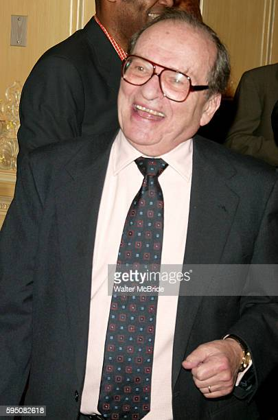 Sidney Lumet Attending a New York celebration in anticipation of director Sidney Lumet's Honorary Academy Award which will be presented at the...
