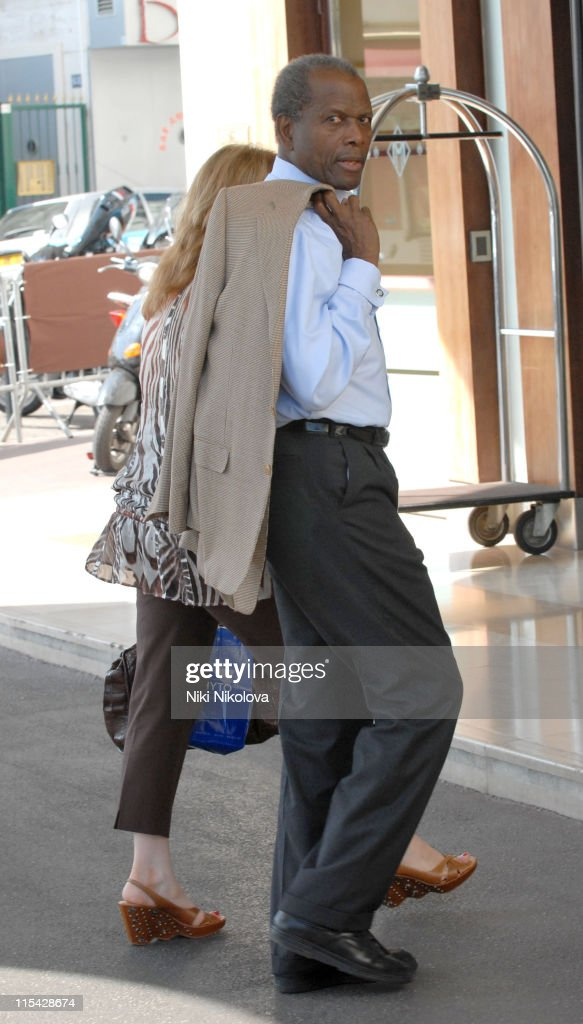 2006 Cannes Film Festival - Sightings - Day 1