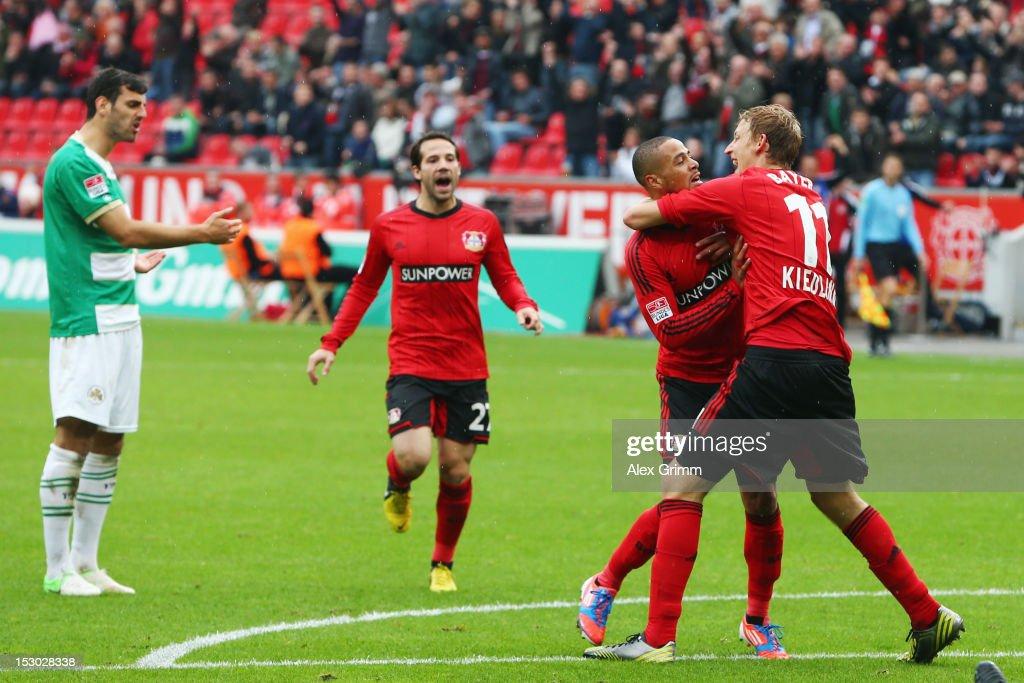 Bayer 04 Leverkusen v SpVgg Greuther Fuerth - Bundesliga