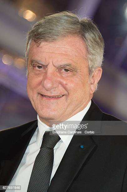 Sidney Toledano attends the 16th Marrakech International Film Festival on December 4, 2016 in Marrakech, Morocco.