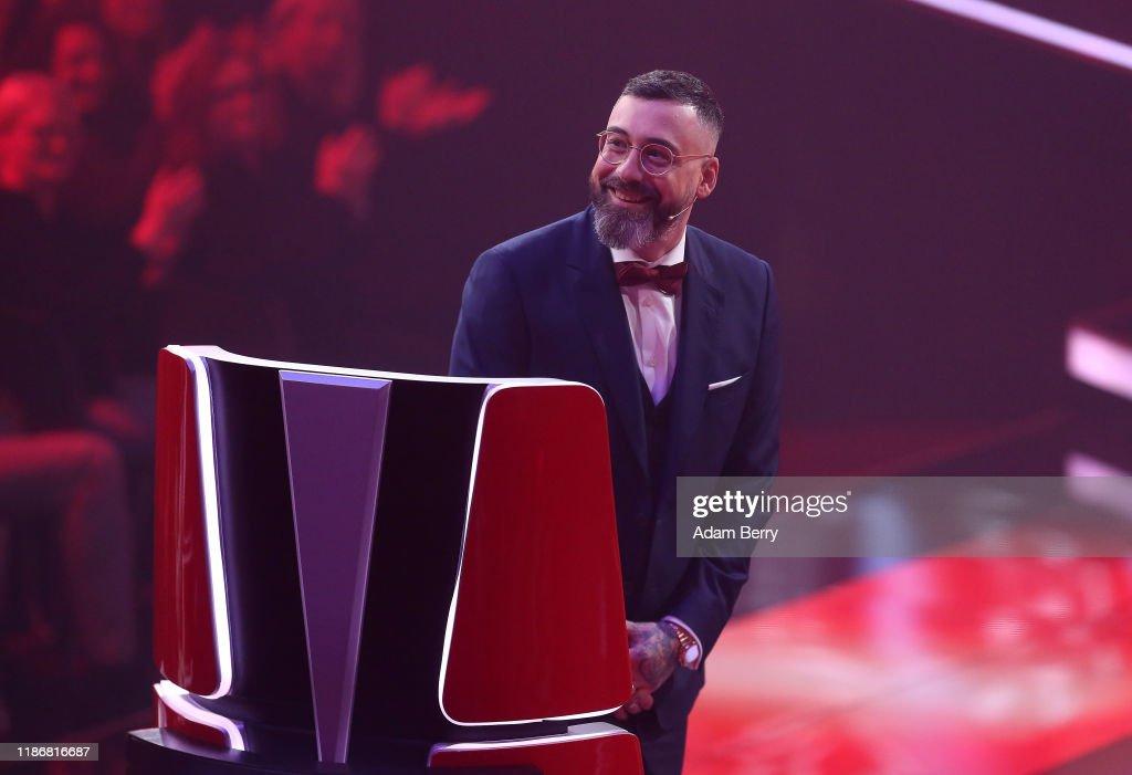 """""""The Voice of Germany"""" Finals In Berlin : Nachrichtenfoto"""