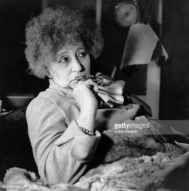 Sidonie Gabrielle Colette the French novelist Her novels include Cheri and Gigi She also appeared on the stage in music halls in dance and mime