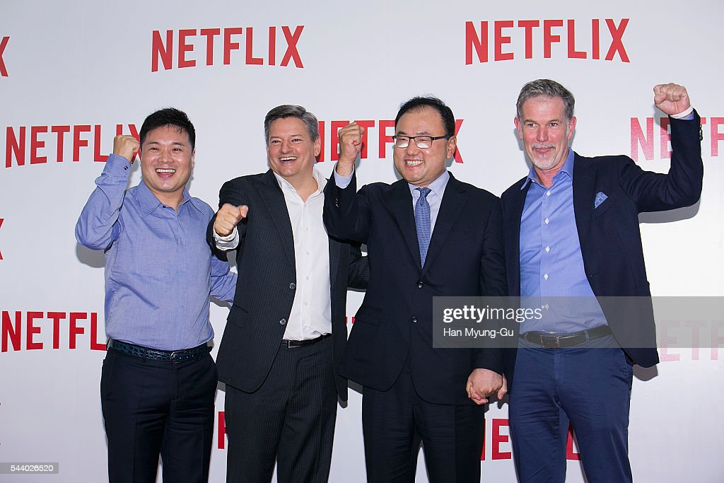 2016 Netflix Night In Seoul