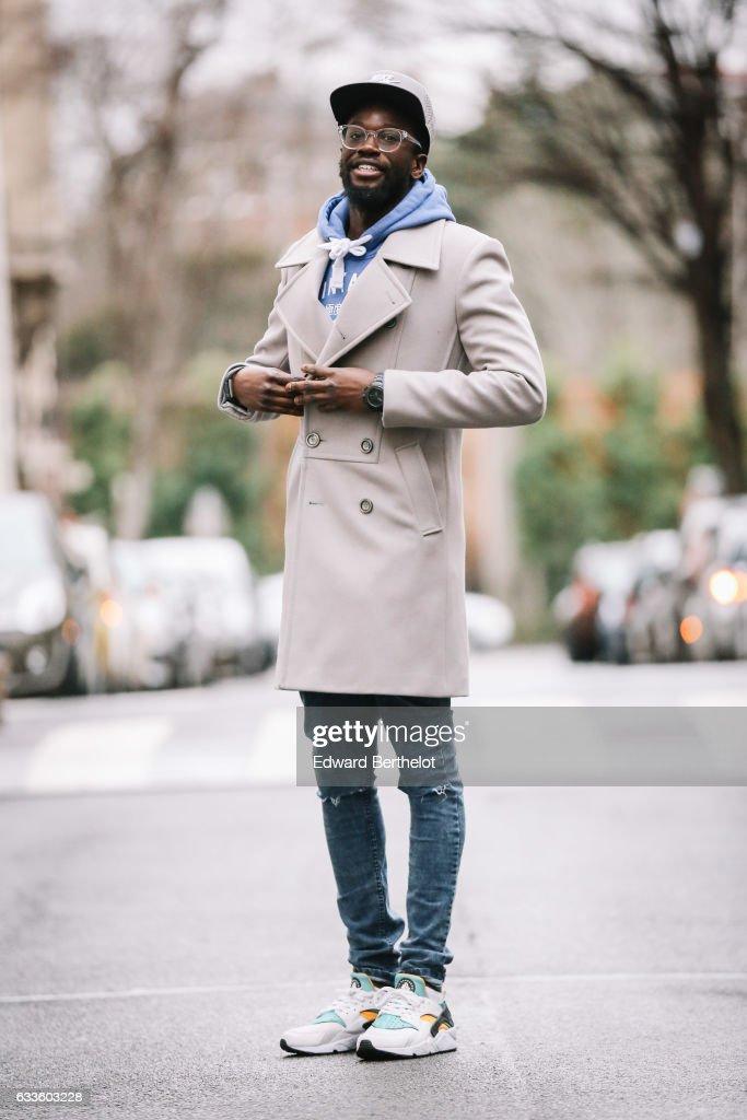 Is Sb Long A Sidya Gray Cap Wearing Coatnike Ye29bdiehw Sarr Zara CdeBox