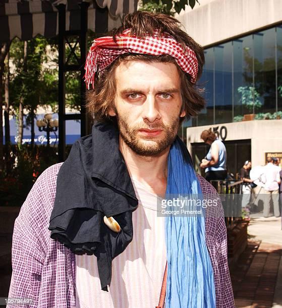 Siegfried during 2003 Toronto International Film Festival Unifrance Press Luncheon at Prego in Toronto Ontario Canada