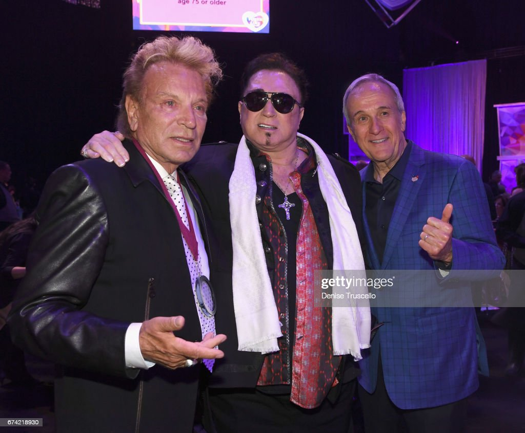 """Keep Memory Alive's 21st Annual """"Power Of Love Gala"""" - Inside"""