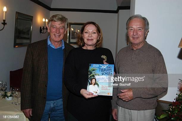 Siegfried Rauch Heide Keller Horst Naumann AftershowParty zur ZDFGeburtstagsshow zum 70 Geburtstag von Wolfgang Rademann Schlosshotel Cecilienhof...