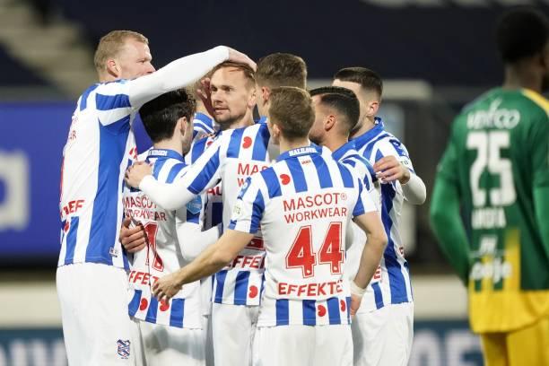 NLD: SC Heerenveen v ADO Den Haag - Dutch Eredivisie