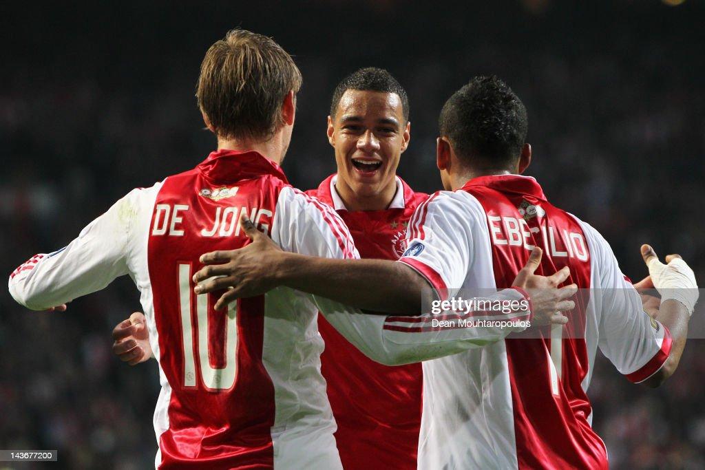 Ajax Amsterdam v VVV Venlo - Eredivisie