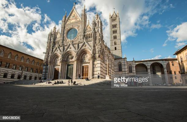 Siena Cathedral - Siena, Italy.