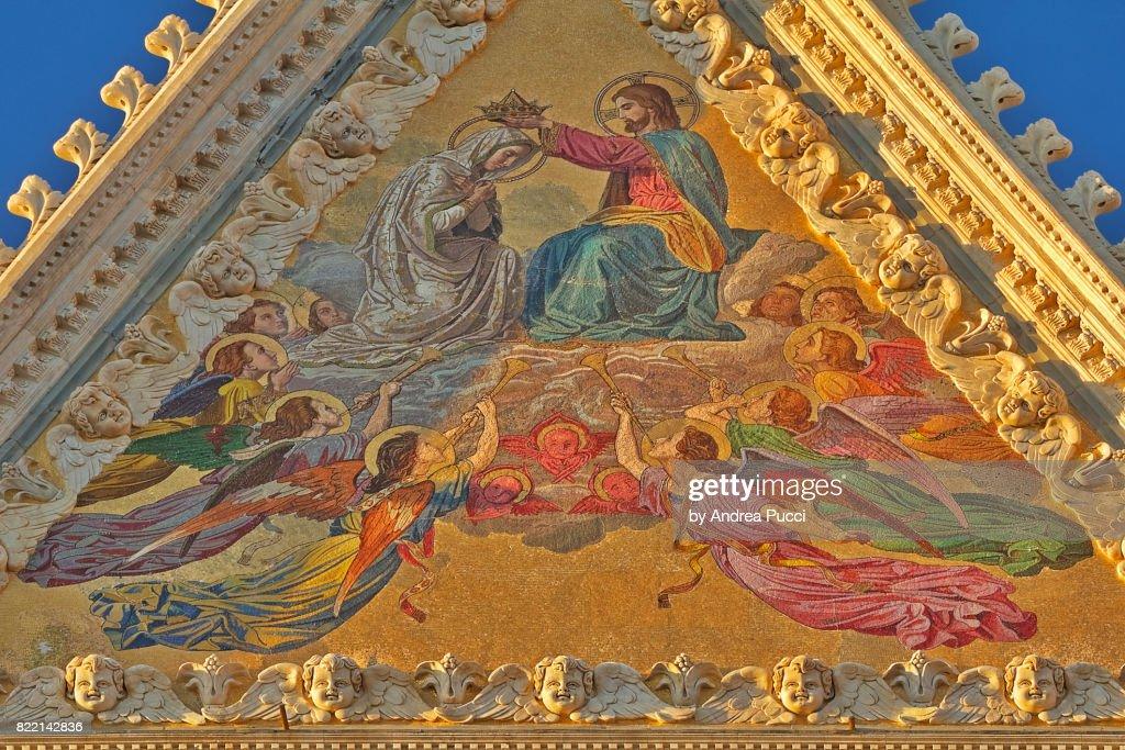 Siena Cathedral, Siena, Tuscany, Italy : Stock Photo