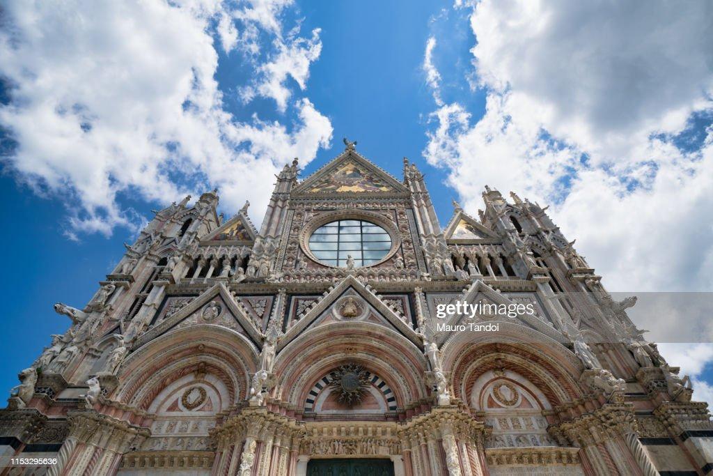 Siena Cathedral, Tuscany, Italy : Foto stock