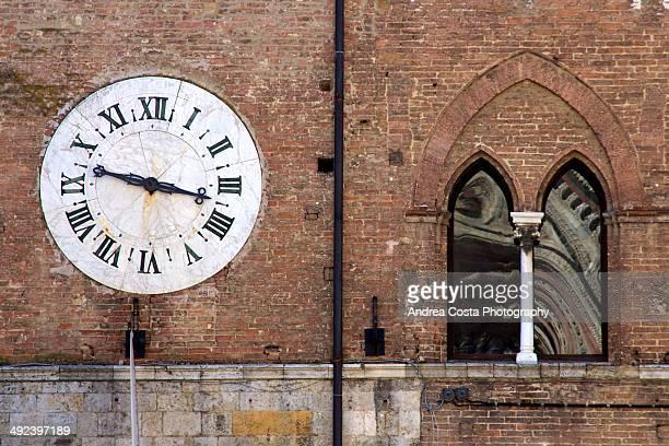 Siena piazza del Duomo