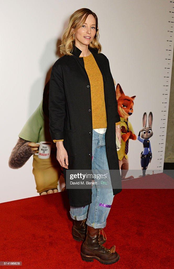 """Zootropolis"" - UK Gala Screening - VIP Arrivals"