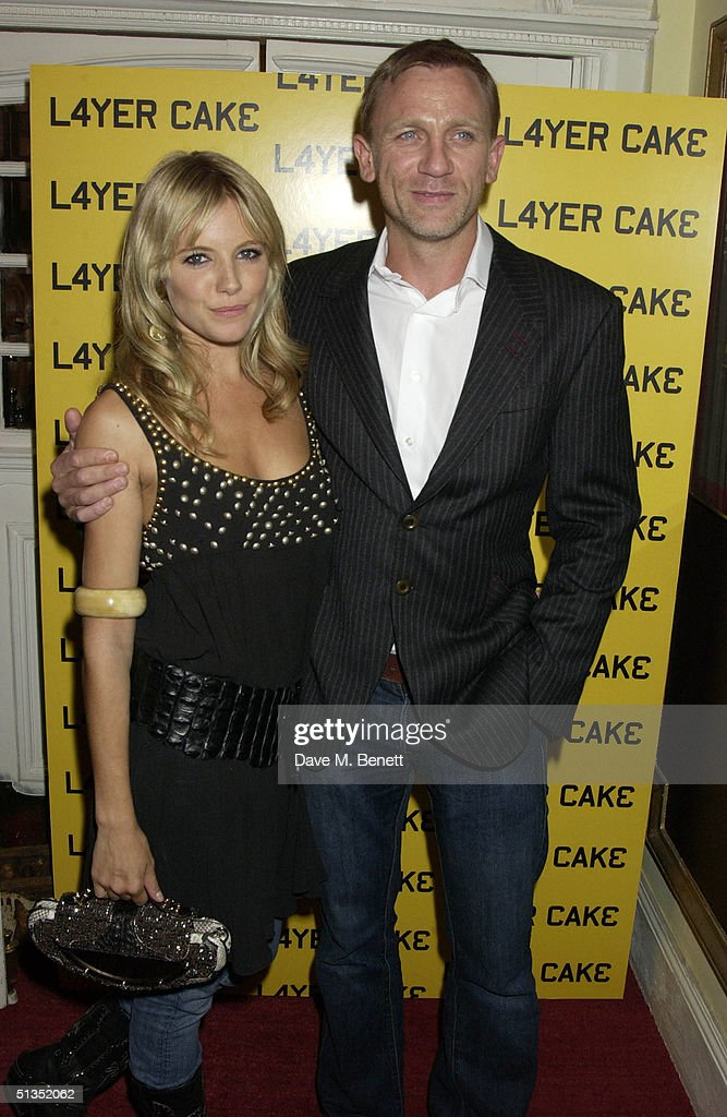 'Layer Cake' UK Premiere - Arrivals : News Photo