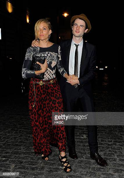 24 Sienna Miller Husband Photos And Premium High Res Pictures Getty Images