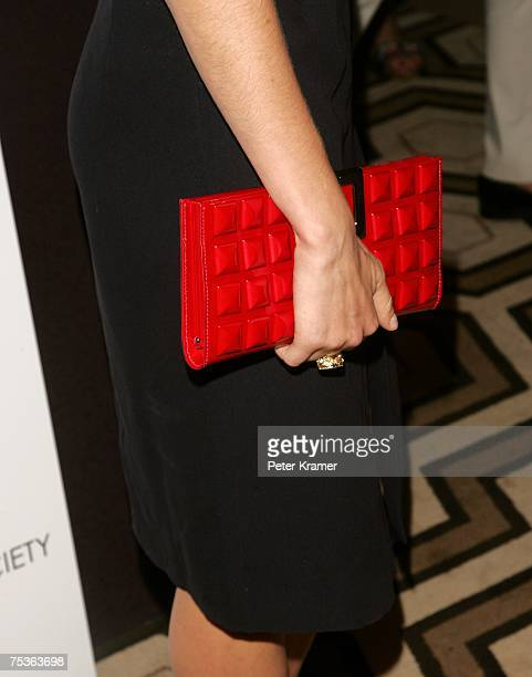 Sienna Miller arrives during the screening of Interview hosted by The Cinema Society and Dior Beauty at the Tribeca Grand Screening Room on July 11...